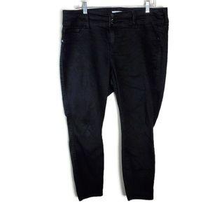 Torrid Jeggging Crop Jeans